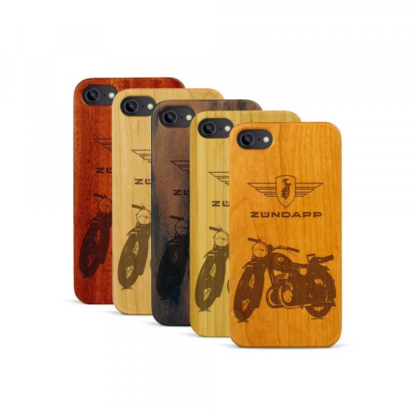 iPhone 7 Hülle Zündapp DB 200 aus Holz