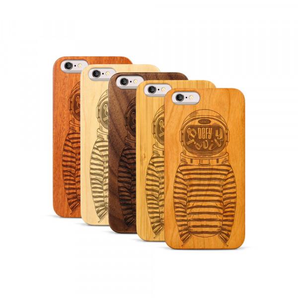 iPhone 6 & 6S Hülle Defy Gravity aus Holz