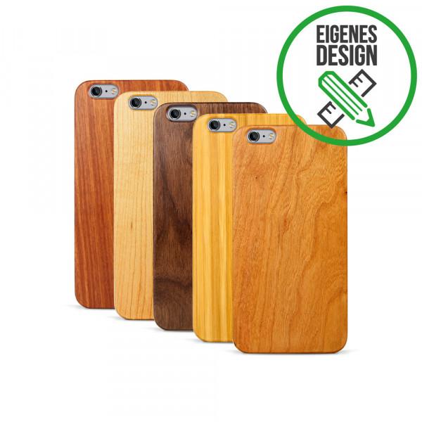iPhone 6 & 6S Plus Hülle aus Holz selber gestalten mit individueller Gravur