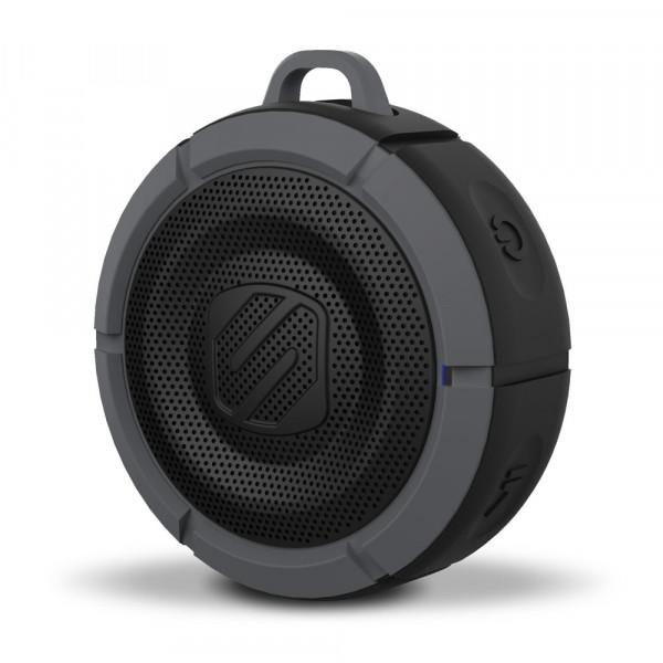 Scosche boomBUOY Bluetooth Lautsprecher wasserdicht schwarz