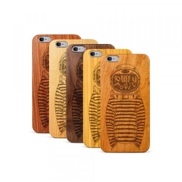 iPhone 6 & 6S Plus Hülle Defy Gravity aus Holz