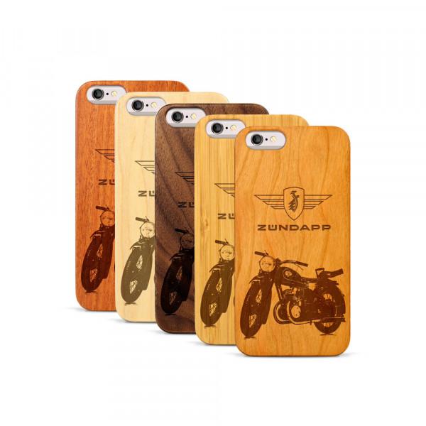 iPhone 6 & 6S Hülle Zündapp DB 200 aus Holz